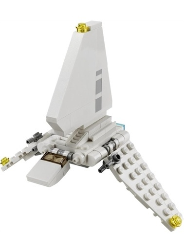 Lego Lego 30388 Star Wars Imşaratorluk Mekigi Renkli